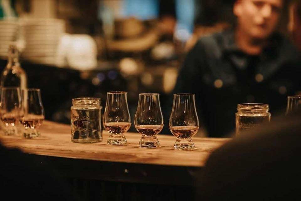 Hvordan drikker jeg min whisky/rom?