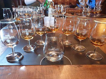 Whisky og alkoholprocent