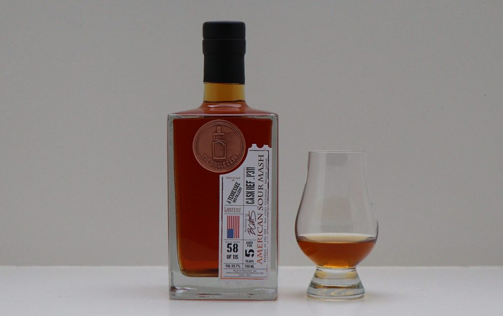 The Single Cask – American Sour Mash 5 års