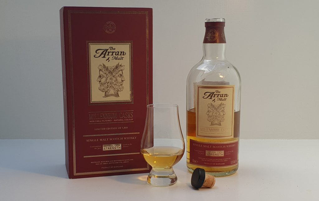 Arran Millenium Casks Whisky