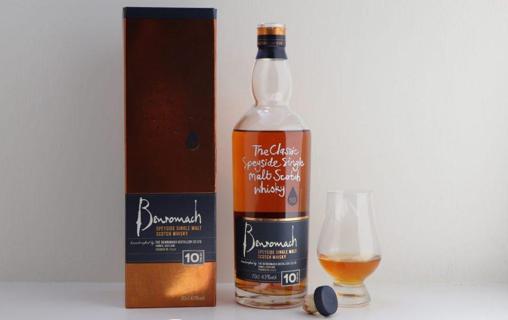 Benromach 10 års