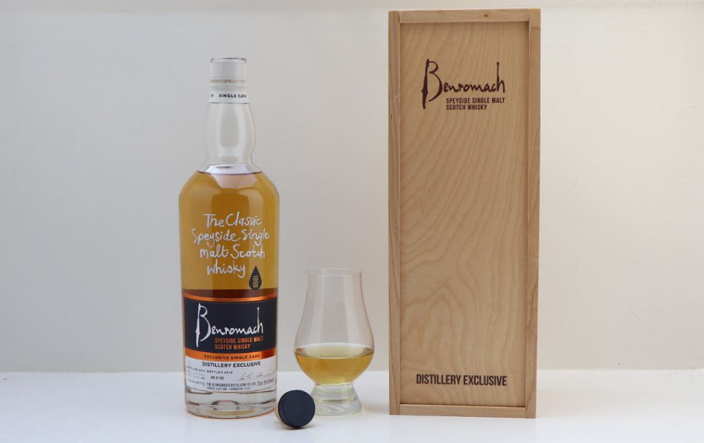 Benromach Distillery Exclusive 7 års