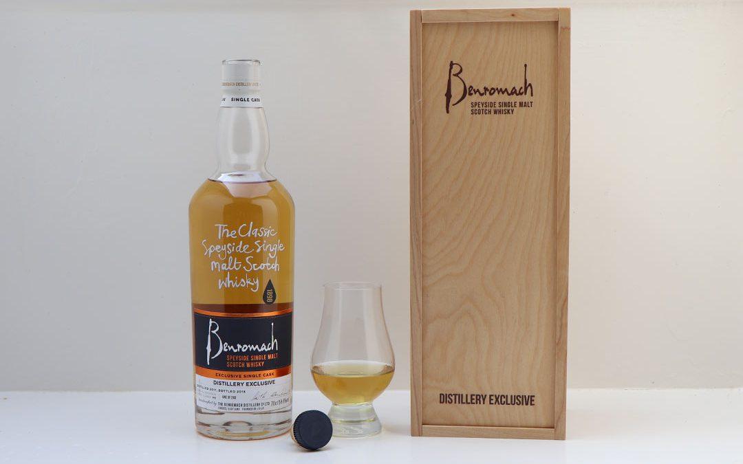 Benromach Distillery Exclusive 7 års