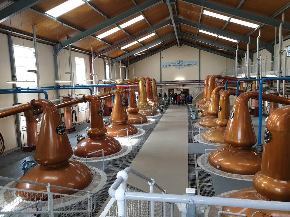 Hvordan laves whisky?