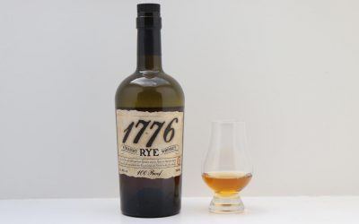 James E. Pepper 1776 Straight Rye