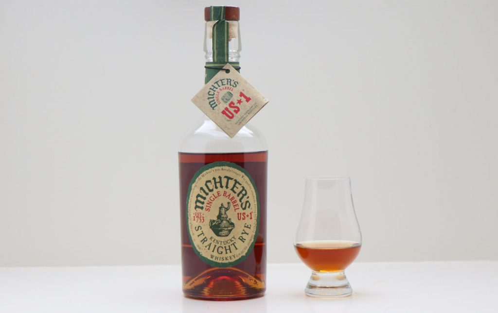 Michters Single Barrel US1 Straight Rye