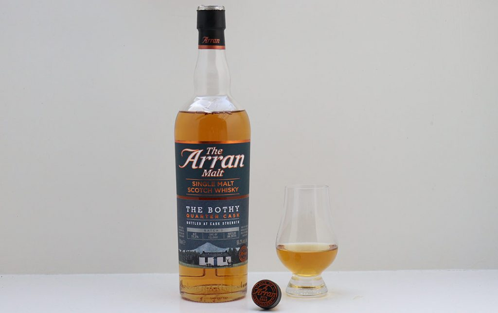 The Arran Malt The Bothy Quarter Cask