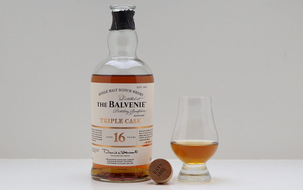 The Balvenie Triple Cask 16 års