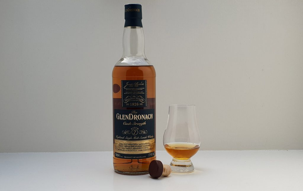 The Glendronach Cask Strength Batch 7