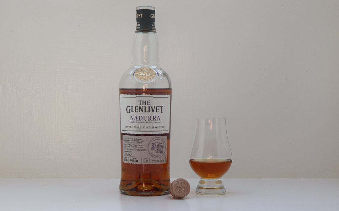 The Glenlivet Nàdurra Oloroso Matured