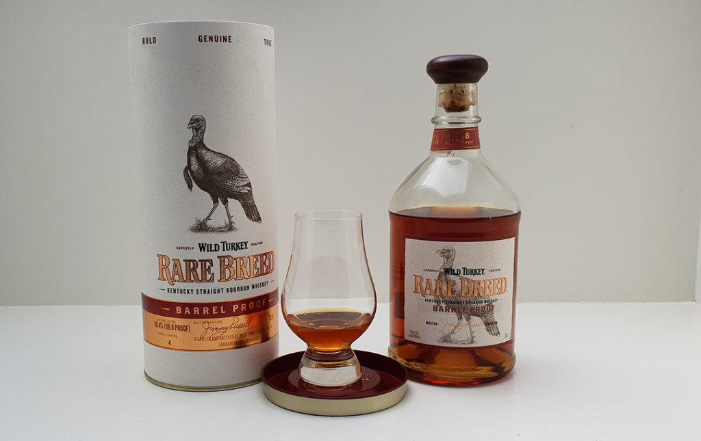 Wild Turkey Rare Breed 58.4% (116.8 Proof)