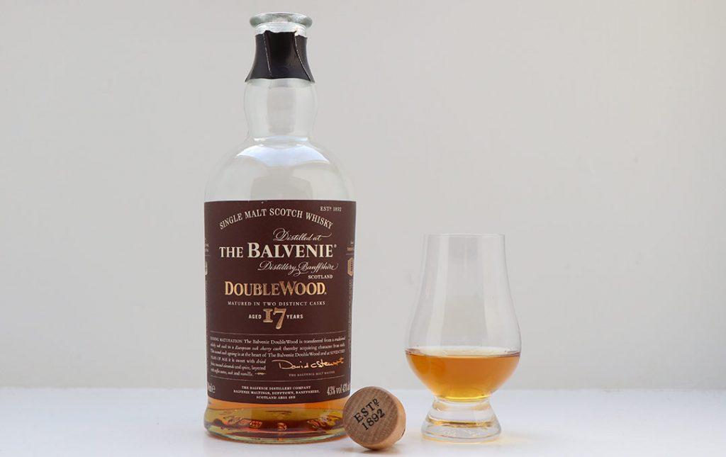 The Balvenie Doublewood 17 års