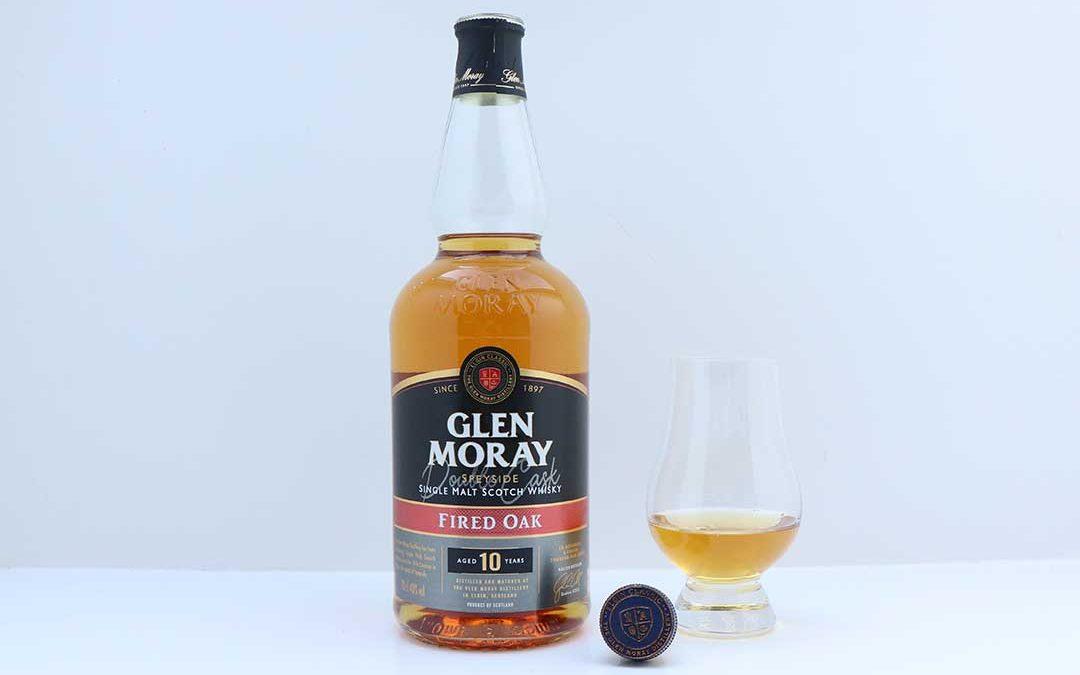 Glen Moray 10 Fired Oak