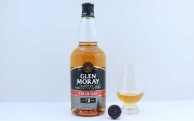 Glen Moray 10 Fired Oak