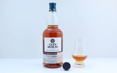 Glen Moray Distillery Edition 2004 Burgundy Cask
